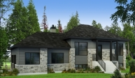 Maison Izomax – Maison usinée Hybride