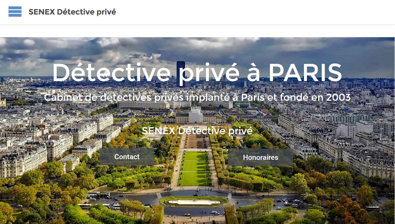 detective paris france